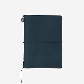 TRAVELER&#039;S Notebook Passport Size - Blue>     </noscript> </div>          <div class=
