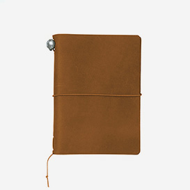 TRAVELER&#039;S Notebook Passport Size - Camel>     </noscript> </div>          <div class=