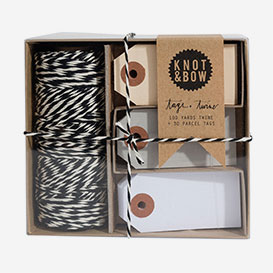 Tag &amp; Twine Box Black Natural / Neutral>     </noscript> </div>          <div class=