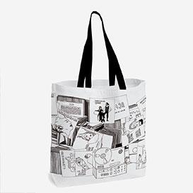 Vinyl Tote Bag>     </noscript> </div>          <div class=