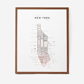 Visual Guide New York Letterpress Druck>     </noscript> </div>          <div class=
