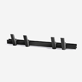 Coat Rack Beam L60 Charcoal>     </noscript> </div>          <div class=