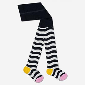 Kids Wavy Stripe Black Tights>     </noscript> </div>          <div class=