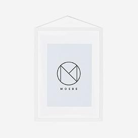 White Frame - Bilderrahmen A4>     </noscript> </div>          <div class=