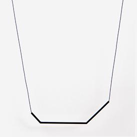 Winkelkette Nr. 2 Fliedergrau - Schwarz>     </noscript> </div>          <div class=