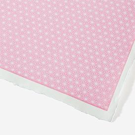 Yuzen-Papier Asanoha Rosa>     </noscript> </div>          <div class=