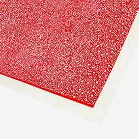 Yuzen-Papier Punkte auf Rot>     </noscript> </div>          <div class=