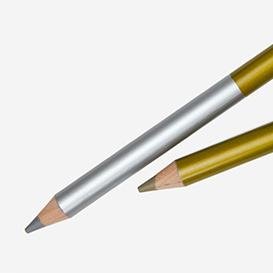 2-colored Pencils Silver / Gold>     </noscript> </div>          <div class=