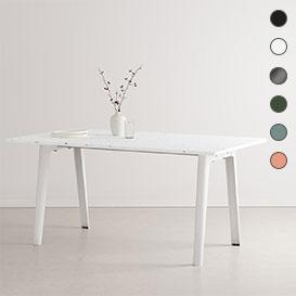 NEW MODERN Dining Table – Esstisch mit Tischplatte aus recyceltem Plastik>     </noscript> </div>          <div class=