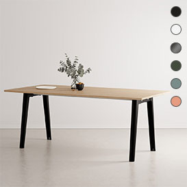 NEW MODERN Dining Table – Esstisch mit öko-zertifizierter Holzoberfläche>     </noscript> </div>          <div class=