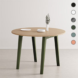 NEW MODERN round table – eco-certified wood>     </noscript> </div>          <div class=