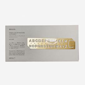 Brass Template Bookmark Alphabet>     </noscript> </div>          <div class=