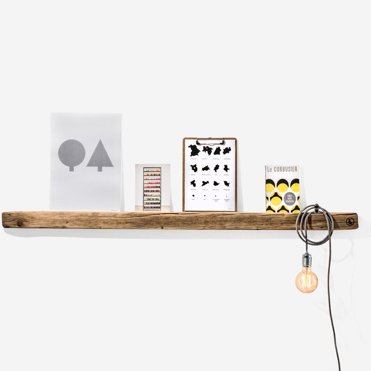 rikiki grafik produkt bilderleiste l aus altholz. Black Bedroom Furniture Sets. Home Design Ideas