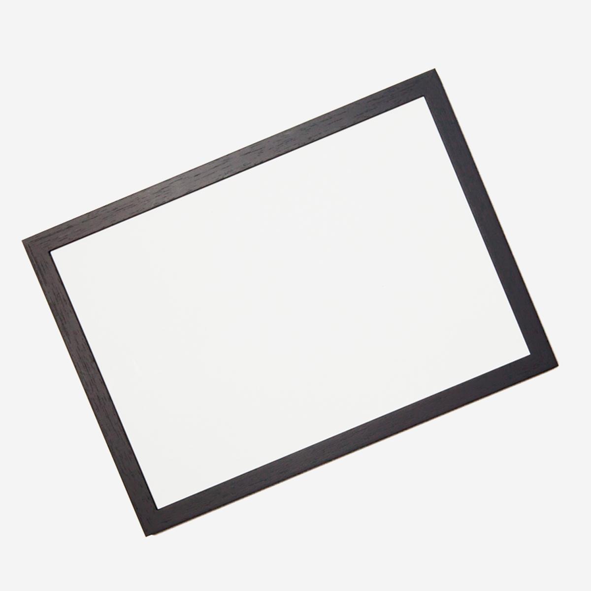 rikiki grafik produkt bilderrahmen anthrazit 21 30 cm. Black Bedroom Furniture Sets. Home Design Ideas