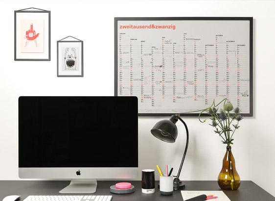 rikiki Kalender 2020